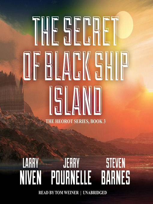 The Secret of Black Ship Island (MP3): Heorot Series, Book 3