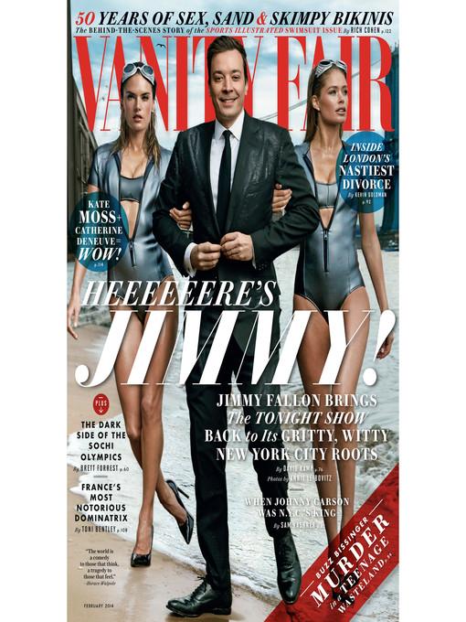 Vanity Fair: February 2014 Issue (MP3)