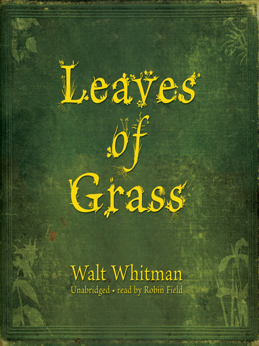 Leaves of Grass (MP3)