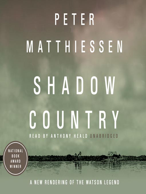 Shadow Country (MP3): A New Rendering of the Watson Legend