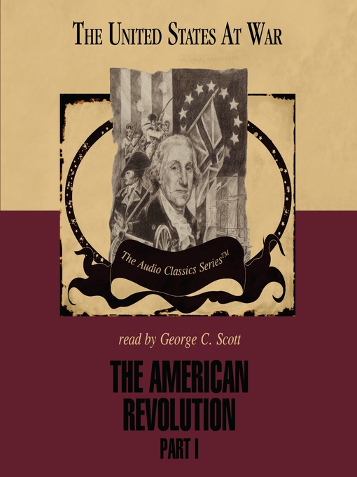 The American Revolution, Part I (MP3)