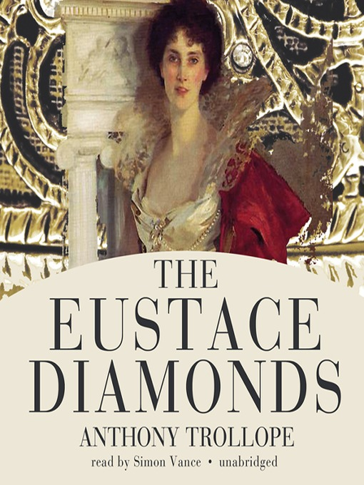 The Eustace Diamonds (MP3): Palliser Novels, Book 3