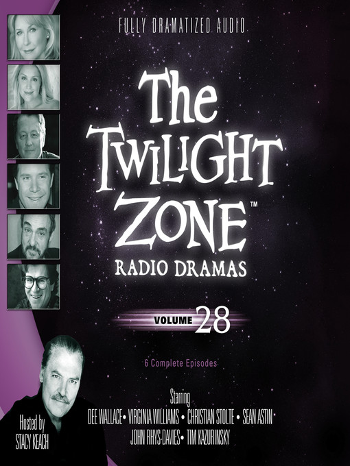 The Twilight Zone Radio Dramas, Volume 28 (MP3)