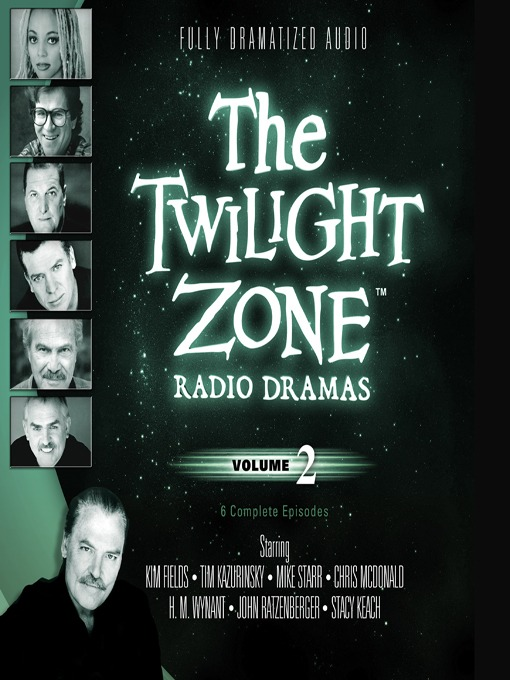 The Twilight Zone Radio Dramas, Volume 2 (MP3)