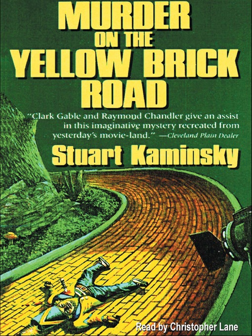 Murder on the Yellow Brick Road (MP3): Toby Peters Mystery Series, Book 2