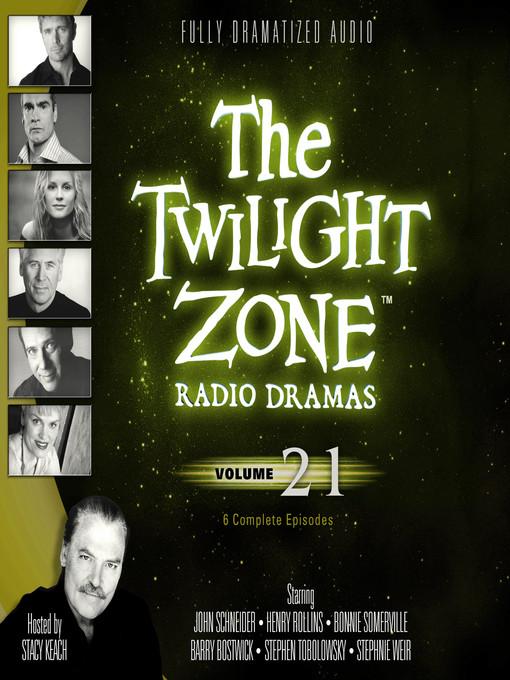 The Twilight Zone Radio Dramas, Volume 21 (MP3)