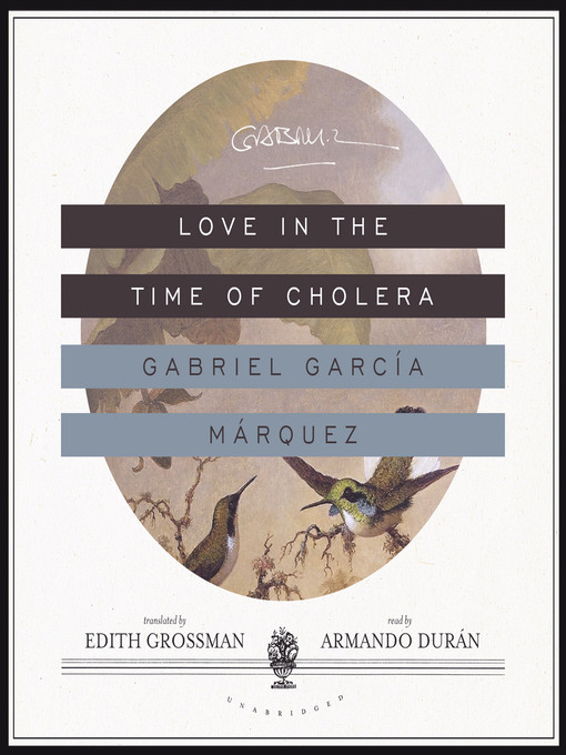 Love in the Time of Cholera (MP3)