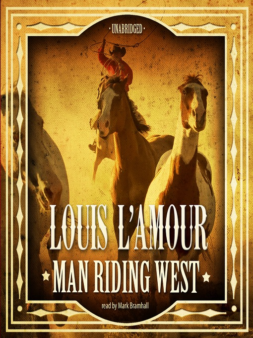Cover image for Man Riding West