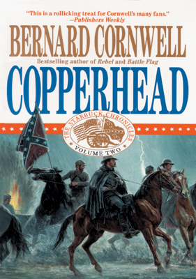 Copperhead (MP3): The Starbuck Chronicles, Book 2