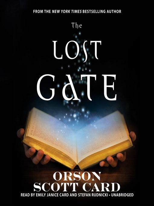 The Lost Gate (MP3): Mither Mages Series, Book 1