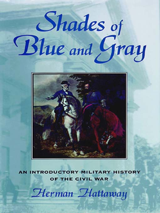 Cover image for Shades of Blue and Gray