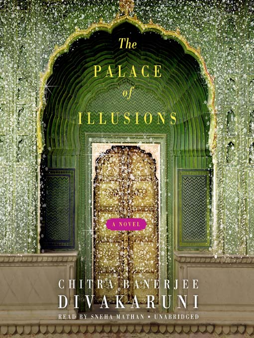 Cover image for The Palace of Illusions