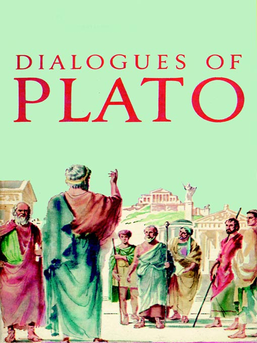 Dialogues of Plato (MP3)