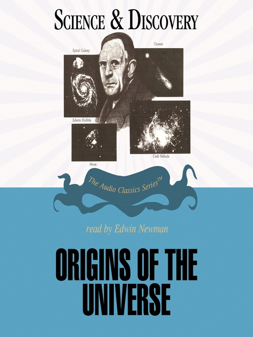Cover image for Origins of the Universe