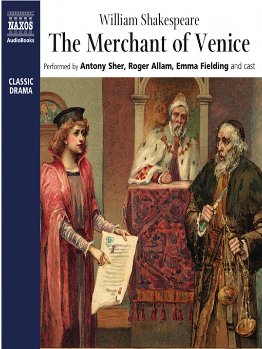 an analysis of the play the merchant of venice by william shakespeare