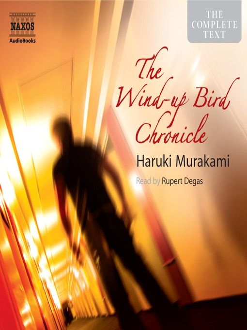 The Wind-up Bird Chronicle (MP3)