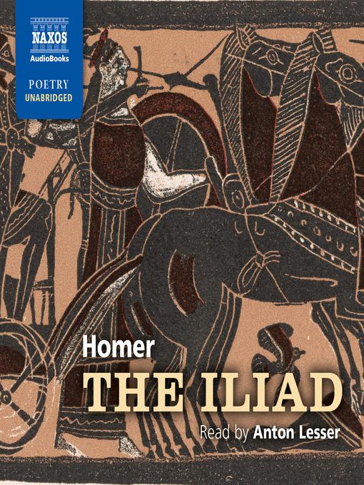 The Iliad (MP3)