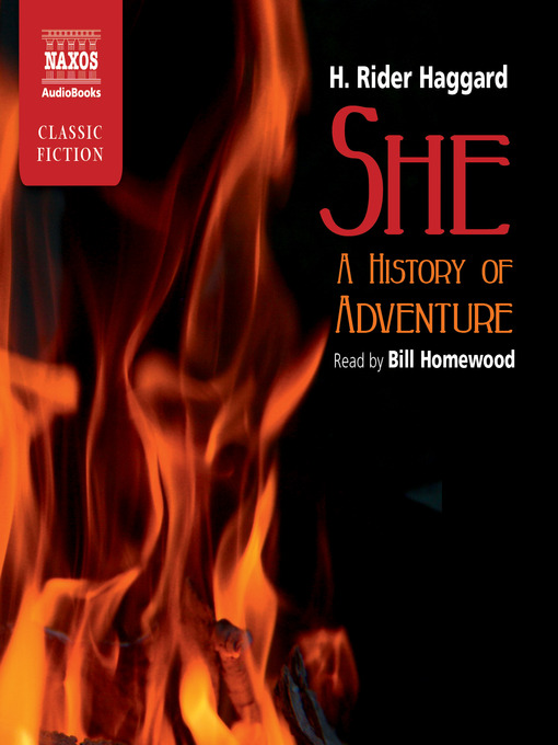 She: A History of Adventure (MP3): Ayesha Series, Book 1