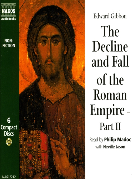 The Decline and Fall of the Roman Empire: Part 2 (MP3)