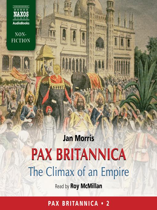 Pax Britannica: The Climax of Empire (MP3)