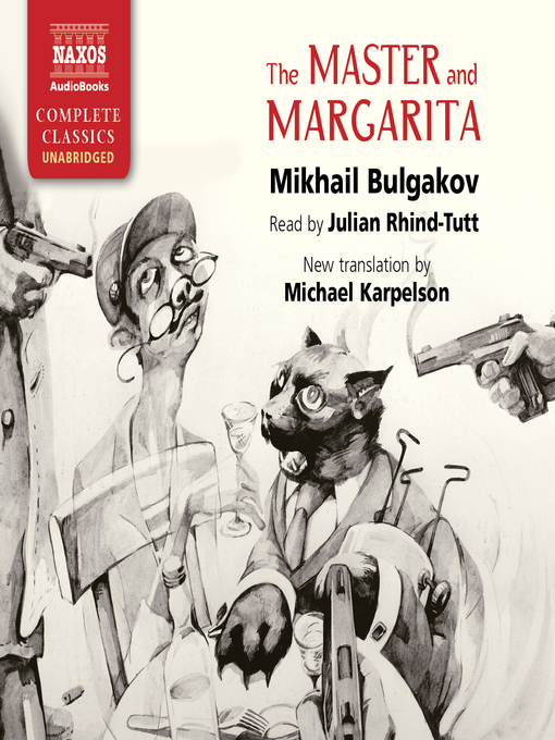 The Master and Margarita (MP3)