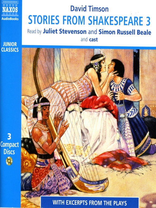 Stories from Shakespeare 3 (MP3)