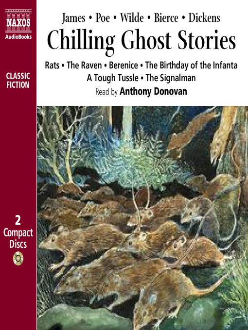 Chilling Ghost Stories (MP3)