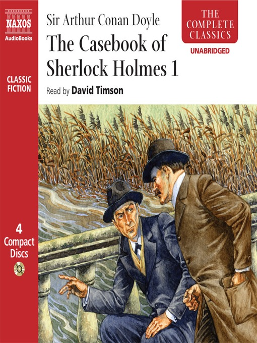 The Casebook of Sherlock Holmes I (MP3)