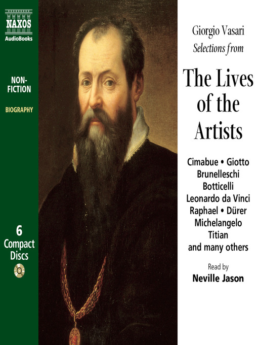 The Lives of the Artists (MP3)
