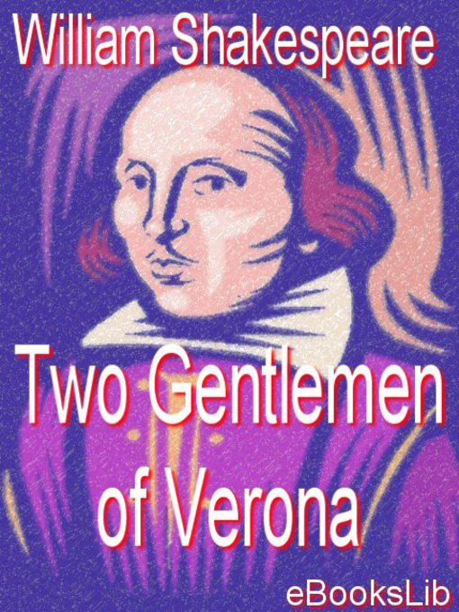 Two Gentlemen of Verona (eBook)