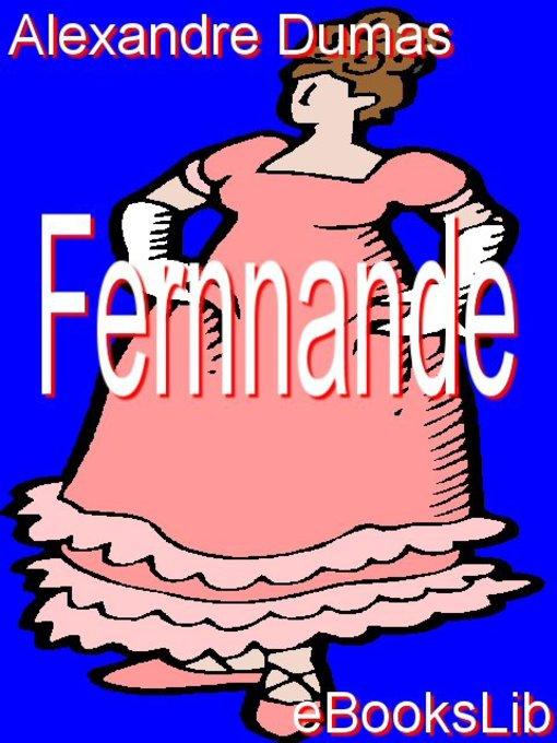 Fernande (eBook)