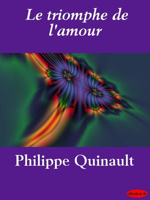 Le triomphe de l'amour (eBook)