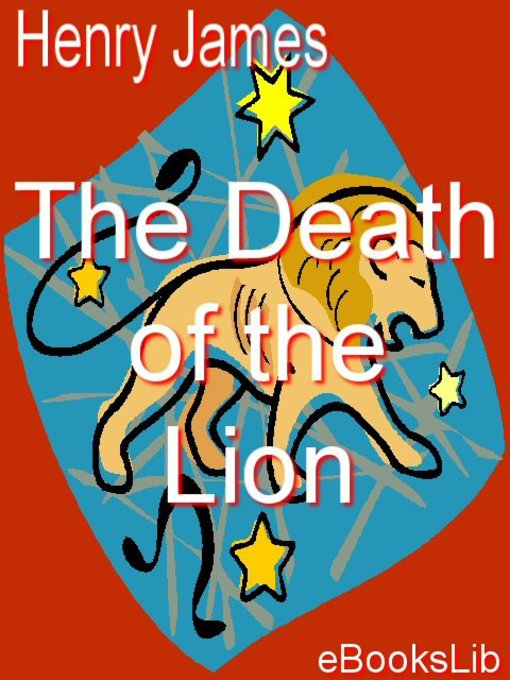 The Death of the Lion (eBook)