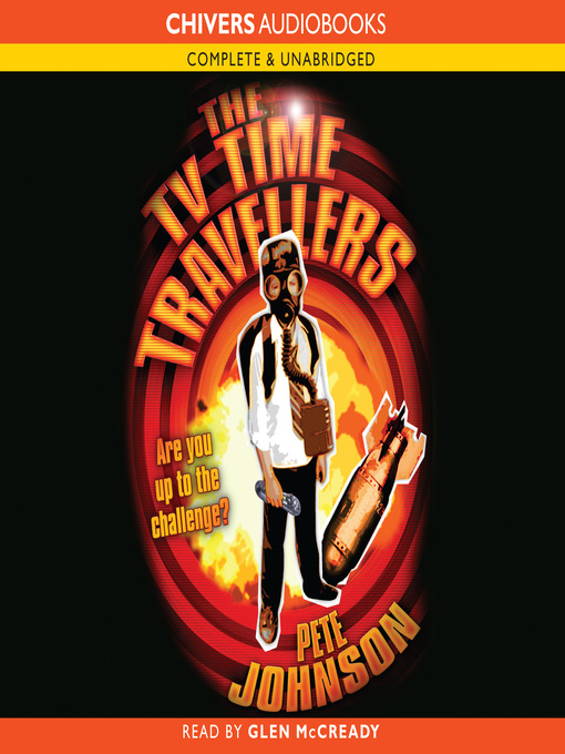 Cover image for The TV Time Travellers