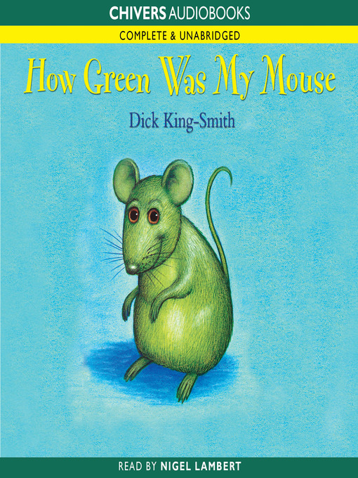 How Green was My Mouse (MP3)