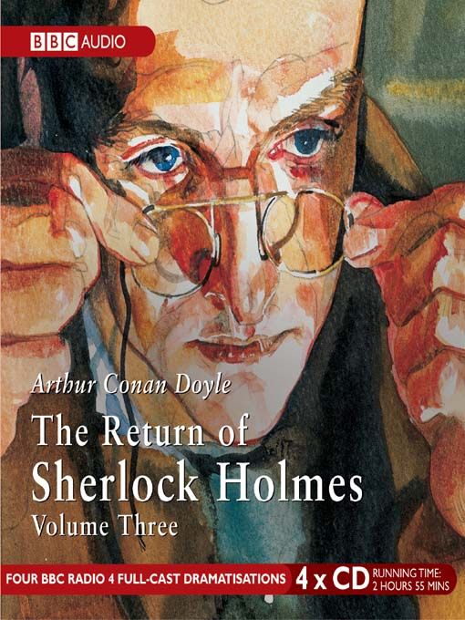 The Return of Sherlock Holmes, Volume 3 (MP3)