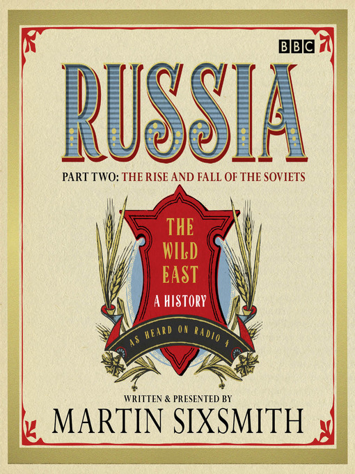 The Rise and Fall of the Soviets (MP3): Russia Series, Book 2