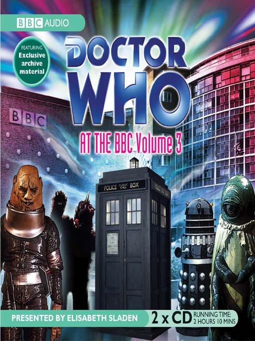 Doctor Who at the BBC (MP3): Volume 3