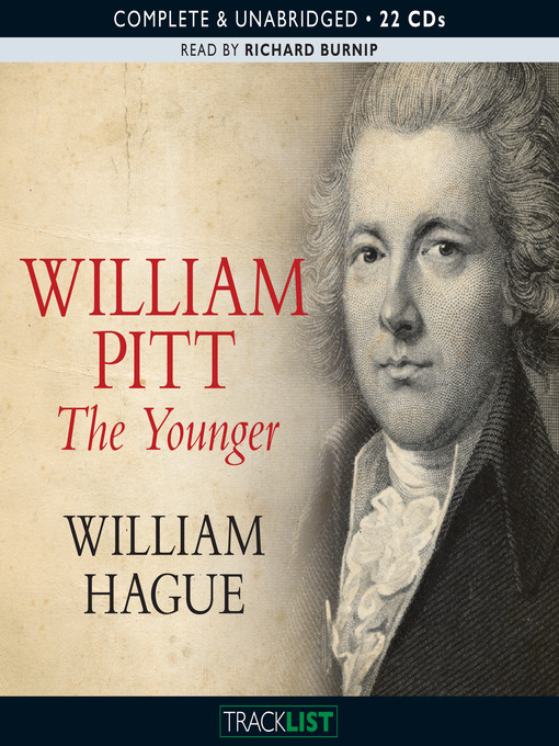 William Pitt the Younger (MP3): A Biography