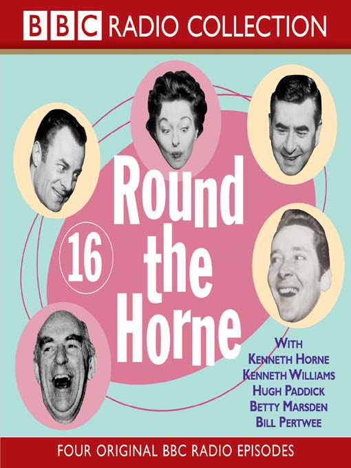 Round the Horne, Volume 16 (MP3)
