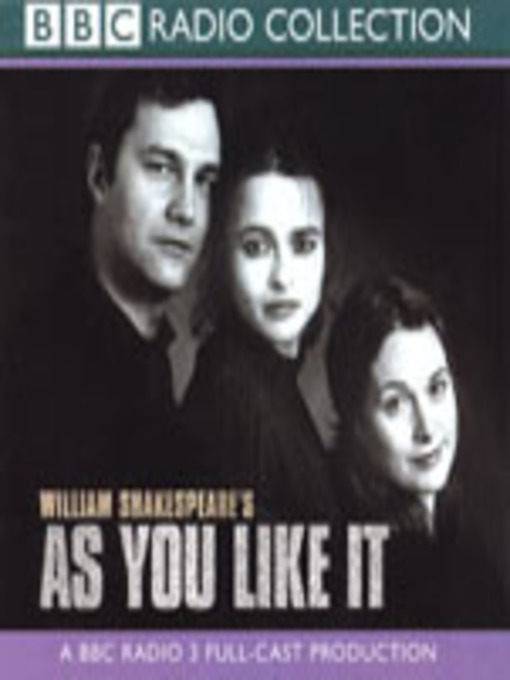 As You Like It (MP3)