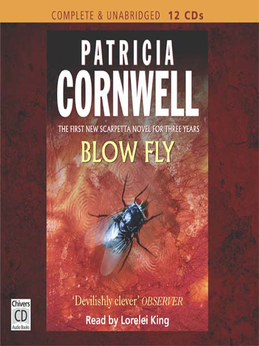 Blow Fly (MP3): Kay Scarpetta Series, Book 12