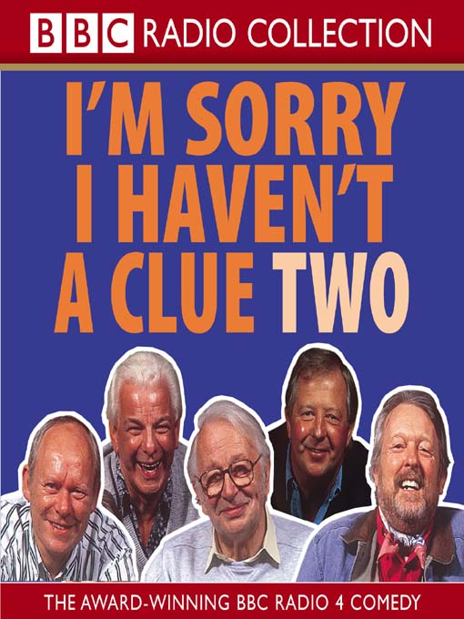 I'm Sorry I Haven't a Clue 2 (MP3)