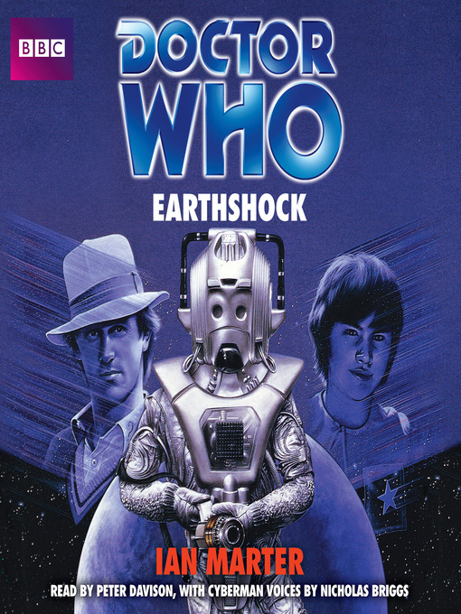 Earthshock (MP3): Doctor Who: Fifth Doctor Series, Book 78