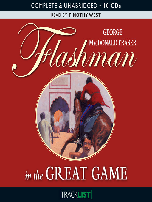 Flashman in the Great Game (MP3): Flashman Series, Book 5