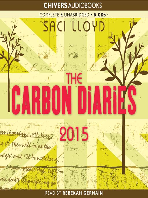 Cover image for The Carbon Diaries 2015