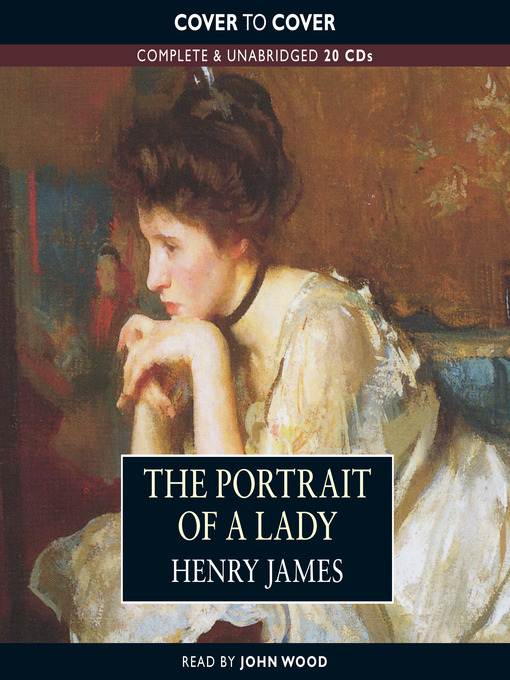 book report in portrait of a lady