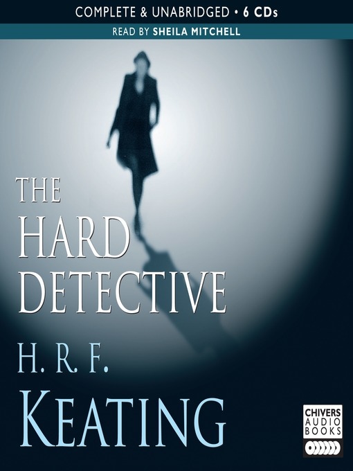 The Hard Detective (MP3): Harriet Martens Series, Book 1