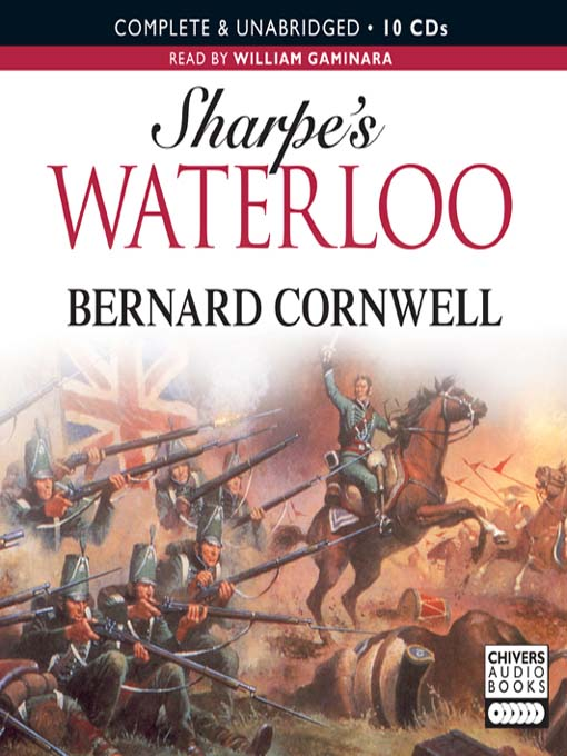 Sharpe's Waterloo (MP3): Sharpe Series, Book 22