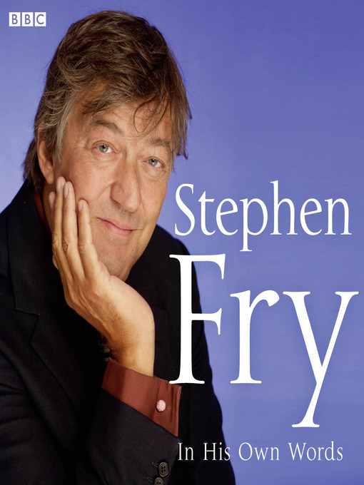 Cover image for Stephen Fry